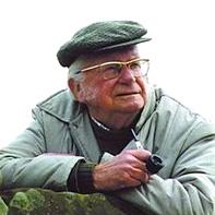 Alfred Wainwright fellwalker and guidebook author