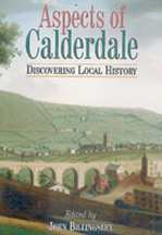 Aspects of Calderdale Book Cover