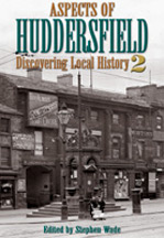 Aspects of Huddersfield 2 Book cover