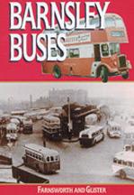Barnsley Buses Book Cover