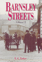 Barnsley Streets Volume 2 Book Cover