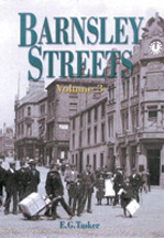Barnsley Streets Volume 3 Book Cover