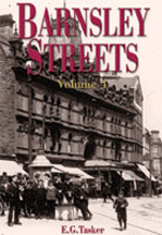 Barnsley Streets Volume 4 Book Cover
