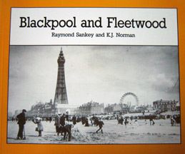 Blackpool and Fleetwood Book Cover