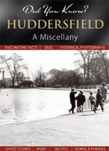 Did You Know Huddersfield Book Cover