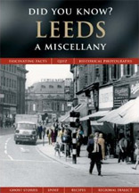 Did You Know Leeds Book Cover