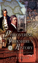 Discovering Yorkshires History Book Cover