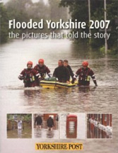 Flooded Yorkshire 2007 Book Cover