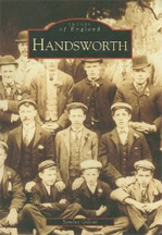 Handsworth Image of England Book Cover