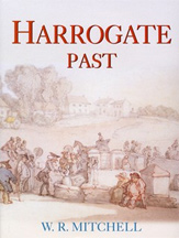 Harrogate Past Book Cover by Bill Mitchell