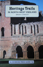 Heritage Trails in North West England Book Cover