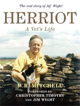 Herriot A Vet's life book cover