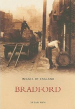 Images of England Bradford Book Cover
