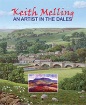 Keith Melling - An Artist in the Dales book cover