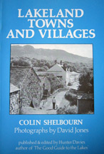 Lakeland Towns & Villages Book Cover