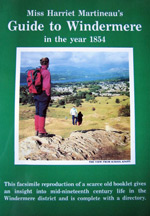 Miss Harriet Martineaus Guide to Windermere Book Cover