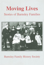 Moving Lives Stories of Barnsley Families Book Cover