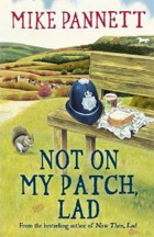 Not On My Patch Lad Book Cover