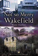 Not so Merry Wakefield Book Cover