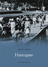 Pocket Images Harrogate Book Cover