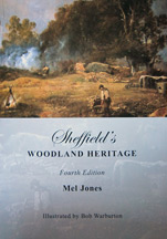 Sheffields Woodland Heritage Book Cover
