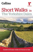 Short Walks in the Yorkshire Dales Book cover