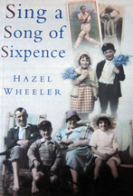 Sing a song of sixpence Book Cover