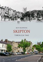 Skipton Through Time Book Cover
