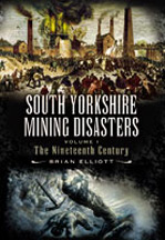 South Yorkshire Mining Disasters Book Cover