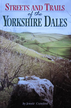 Streets and Trails of the Yorkshire Dales Book Cover
