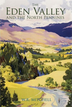 The Eden Valley and the North Pennines Book Cover