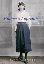 The Milliners Apprentice Book Cover