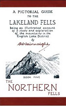 The Northern Fells Book Cover