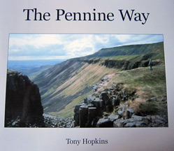 The Pennine Way Book Cover