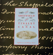 The Sheffield & Tinsley Canal Book Cover