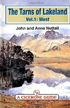 The Tarns of Lakeland Book Cover Volume 1 West