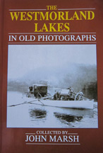 The Westmorland Lakes in Old Photographs Book Cover