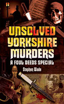 Unsolved Yorkshire Murders Book Cover