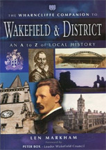 Wakefield and District Book Cover