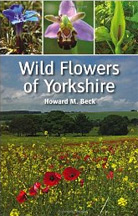 Wild Flowers of Yorkshire Book Cover