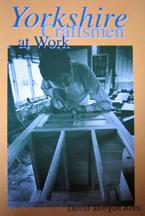 Yorkshire Craftsmen at Work Book Cover