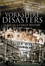 Yorkshire Disasters Book Cover