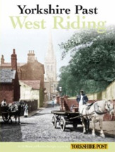 Yorkshire Past West Riding Book Cover