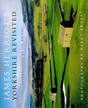Yorkshire Revisited Book Cover Herriot