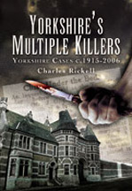 Yorkshires Multiple Killers Book Cover