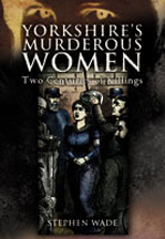 Yorkshires Murderous Women Book Cover