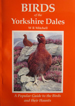Birds of the Yorkshire Dales book cover