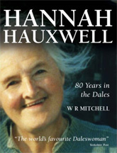 Hannah Hauxwell - 80 years in the dales book cover