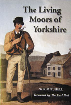 The Living Moors of Yorkshire book cover