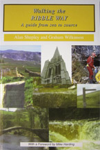Walking the Ribble Way - a guide from sea to source book cover